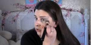 Violences conjugales : une fausse vidéo maquillage pour aider les victimes