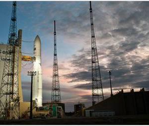 Ariane 5 : mise en orbite de 2 satellites réussie