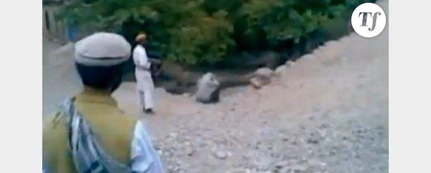 Afghanistan : polémique autour de la vidéo d'une femme adultère exécutée