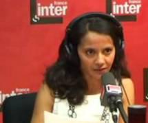 Sophia Aram au « Grand Journal » de Canal+ pour une semaine