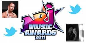 Les NRJ Music Awards en live sur Twitter avec Nikos et M. Pokora