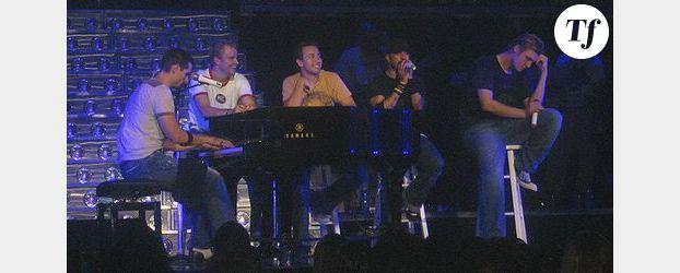 Les Backstreet Boys : un nouvel album