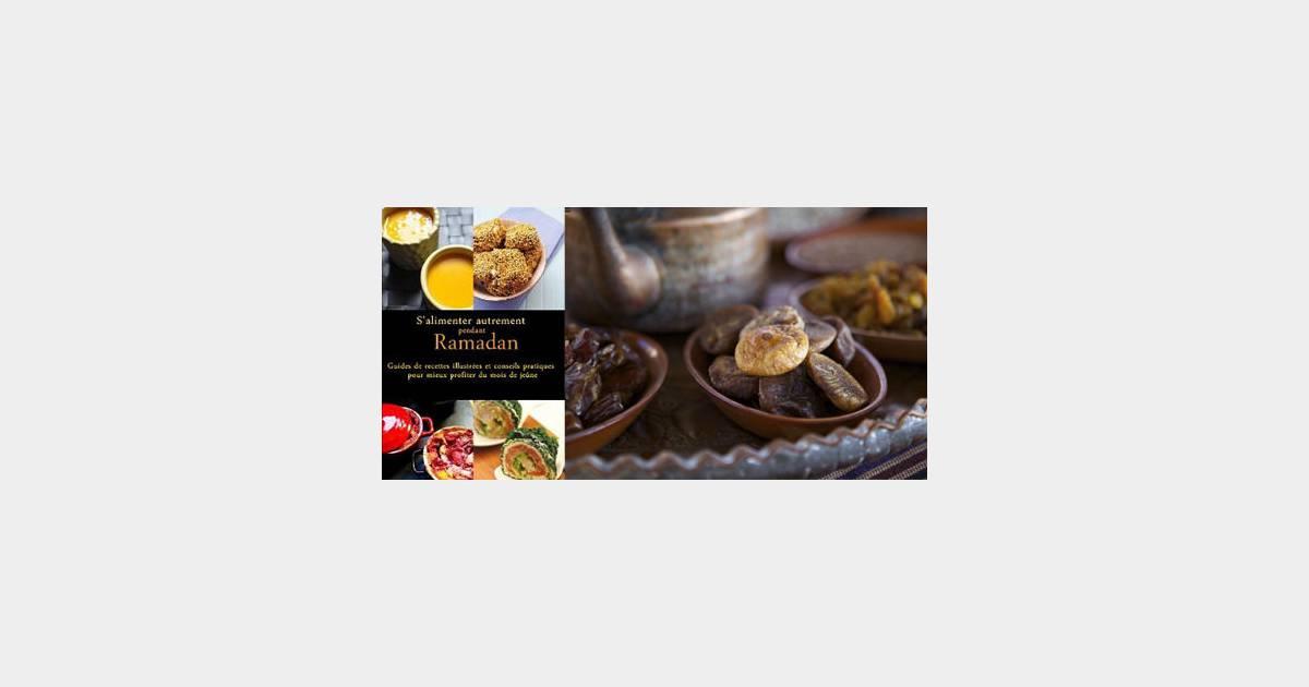 ramadan 2012 un livre de recettes pour un je ne plus sain bient t best seller terrafemina. Black Bedroom Furniture Sets. Home Design Ideas