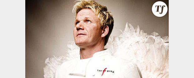 Gordon ramsay le cuisinier le plus riche au monde for Job cuisinier