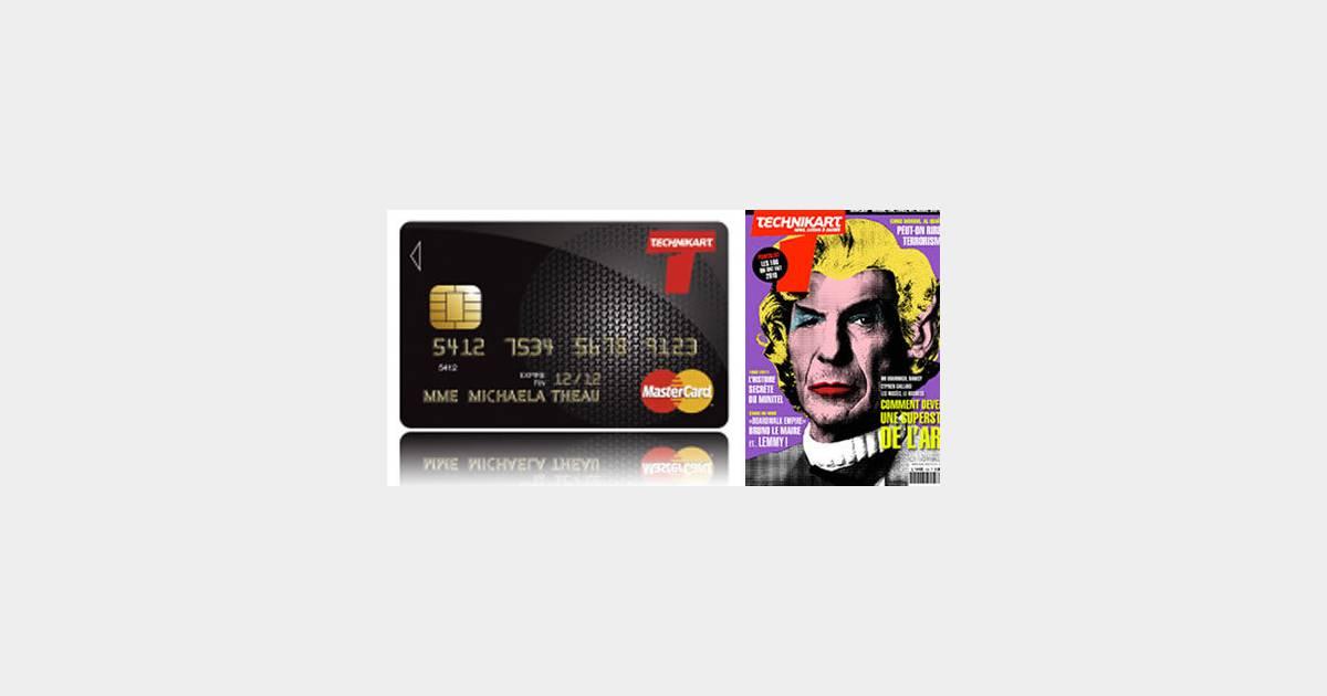 génération carte bancaire