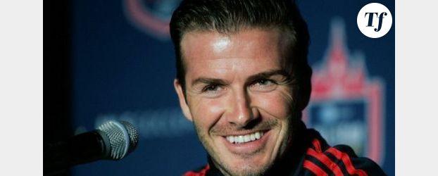 David Beckham en sous-vêtements pour H&M