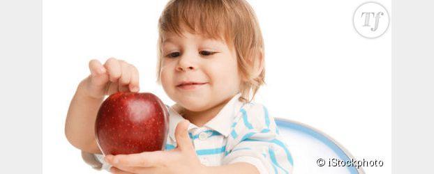 Les super-héros encouragent les enfants à manger sain