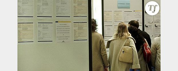 Chômage : une hausse de 5,3 % en 2010