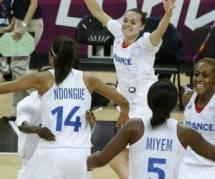 JO de Londres 2012 : les basketteuses françaises qualifiées sur le fil pour les demi-finales
