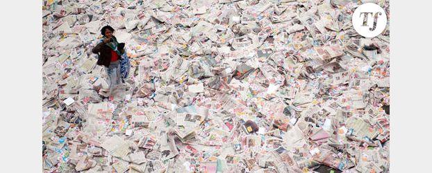 Crise de la presse : les journaux papier condamnés à disparaître ?