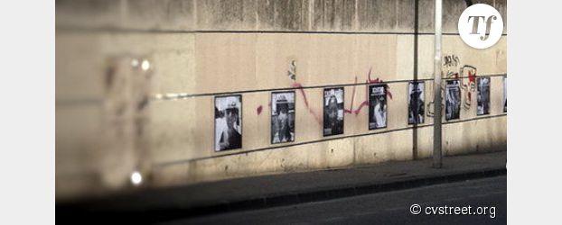 Emploi : des murs de CV dans une rue de Marseille