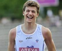 JO de Londres 2012 : pas de médaille pour Christophe Lemaitre au 200m
