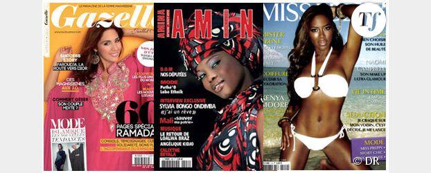 Presse ethnique : Quand les magazines féminins parlent aux « Blacks », « Beurs » et métissées