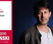 Rentrée littéraire 2012 : Stéphane Zagdanski, « Chaos brûlant » (vidéo)
