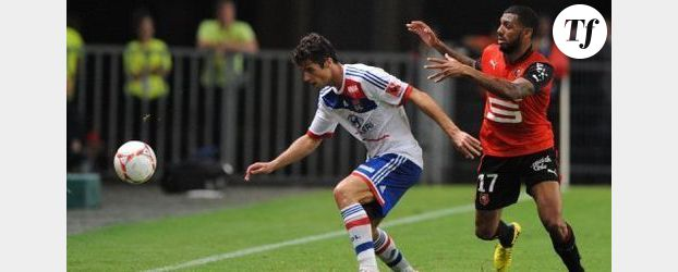 Yoann Gourcuff blessé sera absent sur les terrains des matchs de l'OL