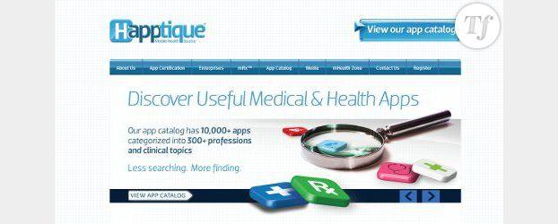 Médecine : des applications mobile en prescription