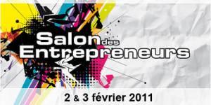 Salon des Entrepreneurs 2011 à Paris les 2 et 3 février