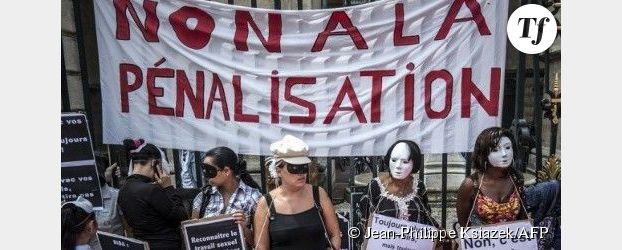 Feminist discourse prostitution