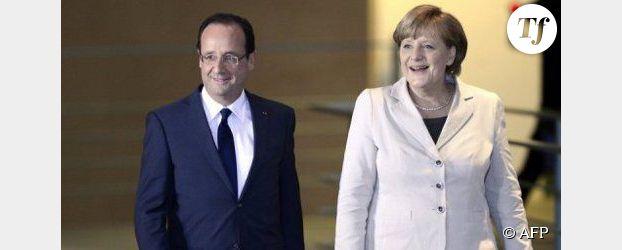 Rencontre Merkel-Hollande : l'équilibre budgétaire de la Grèce en débat