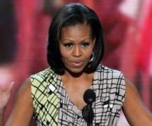 Présidentielle américaine : Michelle Obama lance la convention démocrate