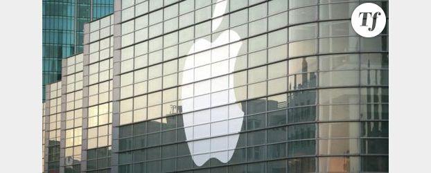 Apple : vol d'identifiants par des hackers