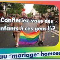 Arguments contre le mariage pour tous - Observatoire