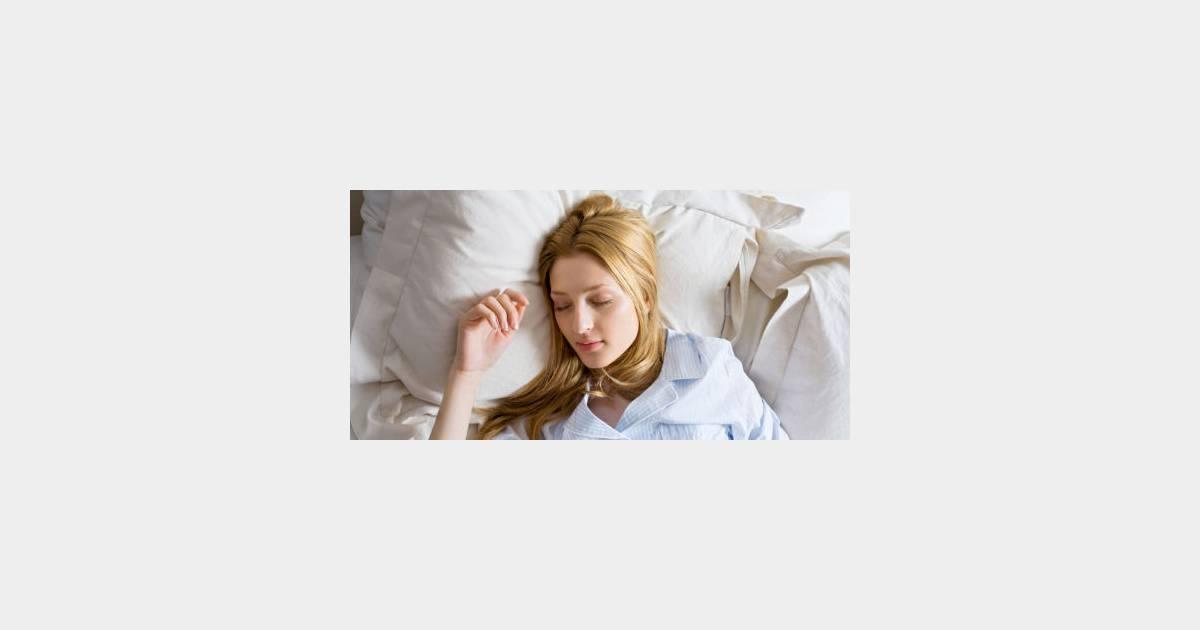 Sommeil dormir nous rend attirant - Secret pour bien dormir ...