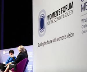 Women's Forum 2012 : Najat Vallaud-Belkacem ouvrira le bal