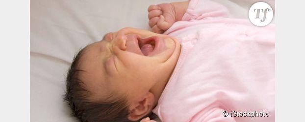 Laisser pleurer bébé a des effets bénéfiques pour toute la famille