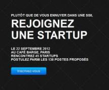 Rejoignez une startup : plus de 130 emplois à la clef