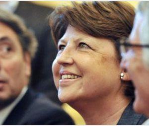 """Martine Aubry dit """"pourquoi pas"""" au poste de Premier ministre"""