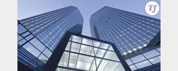 La Deutsche Bank veut embaucher des femmes pour faire joli