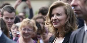 Valérie Trierweiler se lance dans l'humanitaire