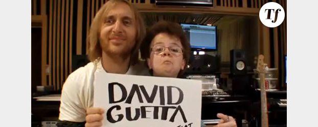 Après 50 cent, David Guetta... Keenan cahill, nouveau phénomène du web !