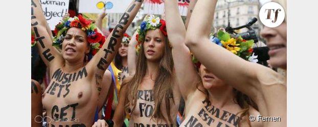 """OLF sur les Femen : """"dommage de se déshabiller pour attirer l'attention sur le féminisme"""""""