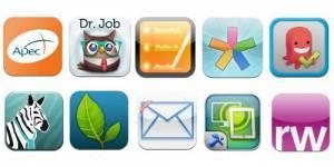 Top 10 des applis pour vous faciliter la vie professionnelle