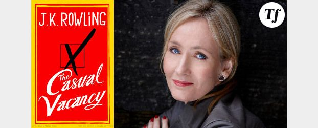 """Une place à prendre"" : J.K. Rowling enterre Harry Potter"