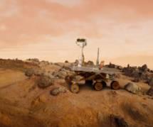 Curiosity découvre une rivière sur Mars