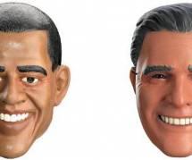 Halloween : les ventes de masques Obama s'envolent, un bon signe pour le démocrate ?