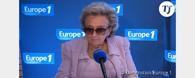 Bernadette Chirac évoque Hollande et le retour de Sarkozy - vidéo