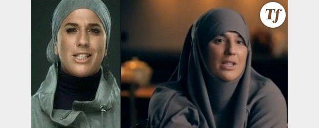 Diam's : un voile et l'islam pour Mélanie