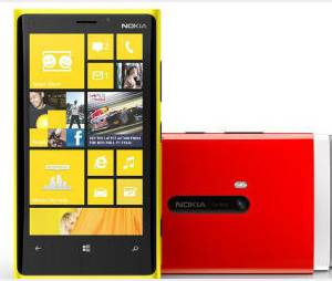 Lumia 920 : date de sortie en France le 12 novembre ?