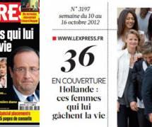 Couv sexiste de L'Express sur Hollande et les femmes : les meilleures parodies