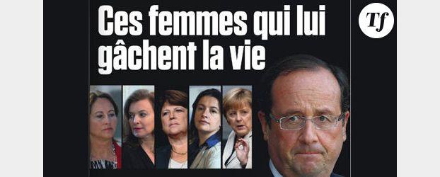 Une de l'Express sur Hollande et les femmes : sexisme ou maladresse ?