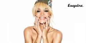 Rihanna élue meilleure artiste pop