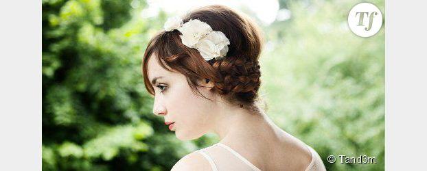 Accessoires mariage : headbands, couronnes et bijoux pour cheveux