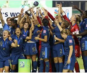 Football féminin français : les moins de 17 ans championnes du monde