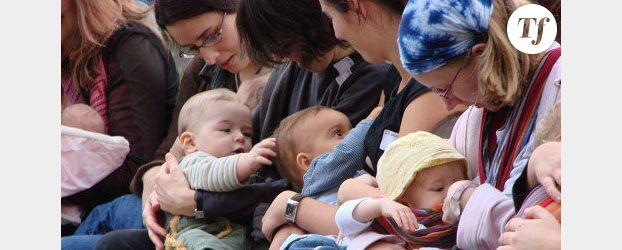 Semaine mondiale de l'allaitement : la 7e Grande Tétée ouvre les festivités