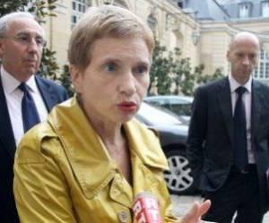 """Laurence Parisot lance un avis d'""""ouragan"""" économique sur la France"""