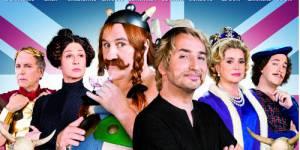 « Astérix et Obélix au service de sa majesté » : n°1 du box-office en une journée